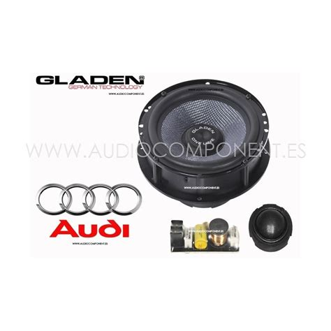 Webbing Jl 25mm gladen audio one 165 audi a3 sqx