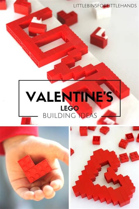 age valentines lego valentines day building ideas for stem