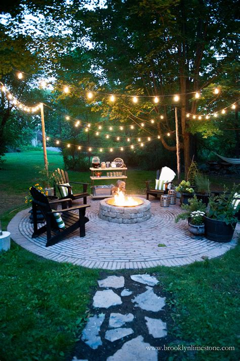best lights for the backyard sitting area 18 fire pit ideas for your backyard best of diy ideas