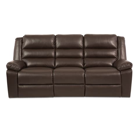 Leather Recliner Sofa 3 Seater Apolon Lux Dark Brown 3 Seater Brown Leather Recliner Sofa