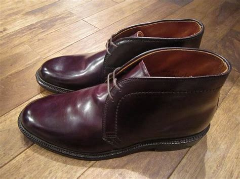 rrl等の通販サイト rhythm alden オールデン quot 1339 quot chukka boot チャッカブーツ