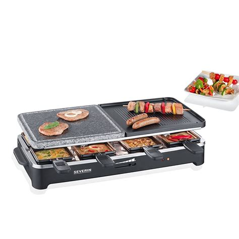 Severin Raclette Rg 2341 1245 by Severin Rg 2341 4 Tests Infos 2018 Testsieger De