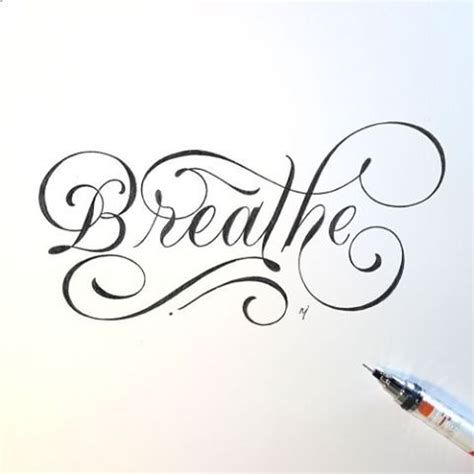 calligraphy tattoo instagram 1000 images about hand lettering typography on
