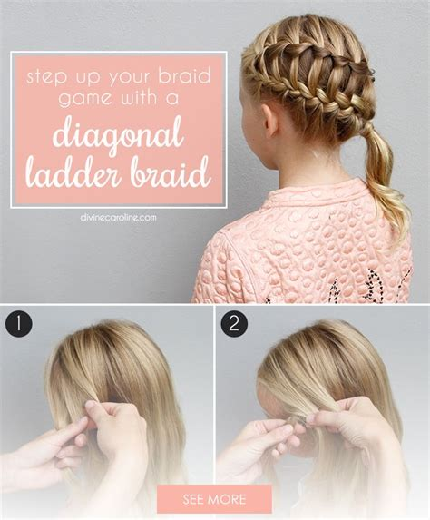 step by step ladder braid 222 best images about yet another beauty site on