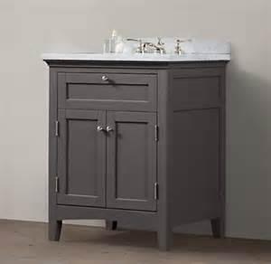 White Vanity For Powder Room Cartwright Powder Room Vanity