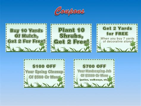 haircut coupons grand rapids mi fresh cuts lawn care and landscaping grand rapids mi