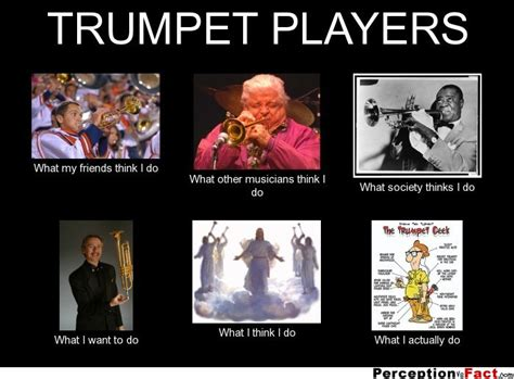 Trumpet Player Memes - trumpet player