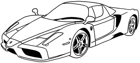 Car Coloring Pages Printable Coloring Pages Car Coloring Pages