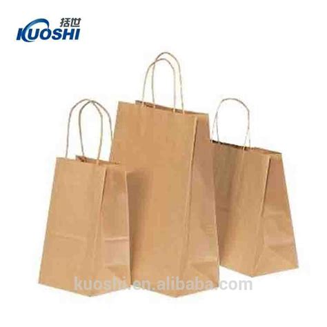 How To Make Different Types Of Paper Bags - custom printed different types of paper bags buy
