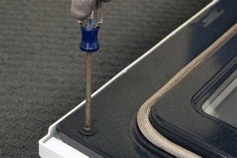 kachelofen abbauen how to replace an oven door outer glass panel repair