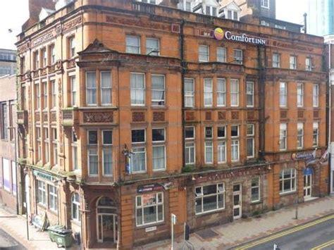 Comfort Inn Birmingham by Hotels Accommodation Near Birmingham New Railway