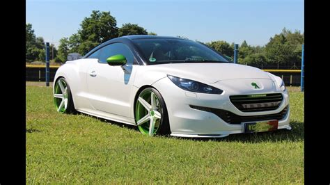 Peugeot Rcz Tuning Big Whelles Best Concept Full Hd