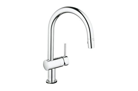Minta Touch Faucet by Grohe Minta Touch Electronic Single Lever Sink Mixer 1 2