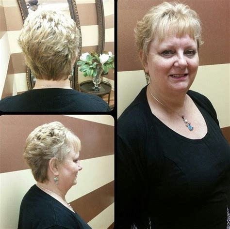makeover for women over 55 80 classy and simple short hairstyles for women over 50