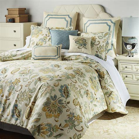 pier 1 comforters glencove blue floral comforter sham pier 1 imports