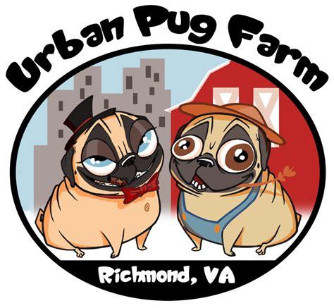 pug logo pug farm logo boyos by snazzydoodle on deviantart