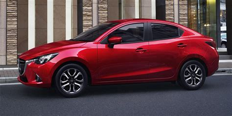 new mazda 2015 all new 2015 mazda2 sedan revealed ahead of thailand debut