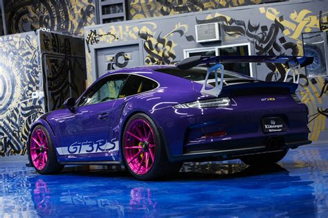 porsche purple ultraviolet purple porsche 911 gt3 rs adv5 2 m v2