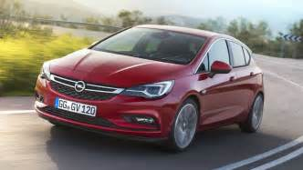 Opel Astras 2016 Opel Astra Revealed Car News Carsguide