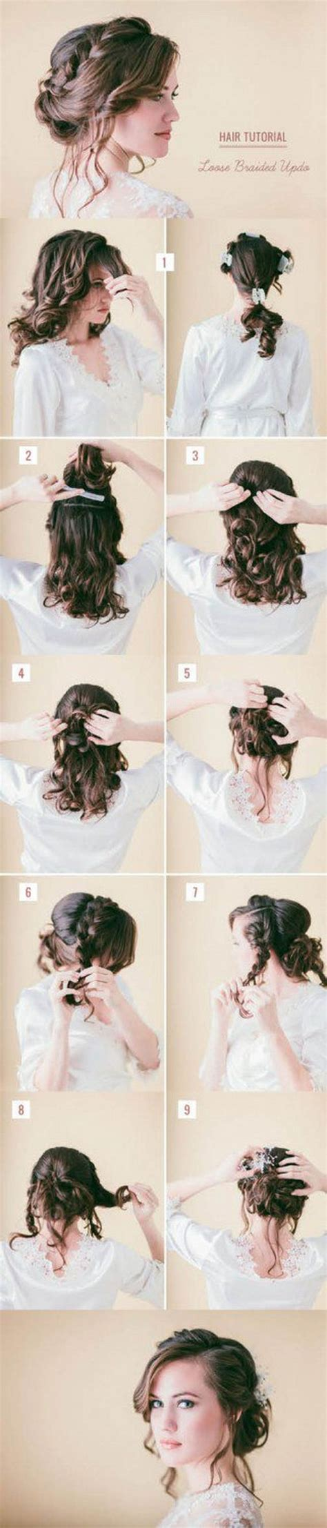diy hairstyles for hair amazing diy hairstyles for hair