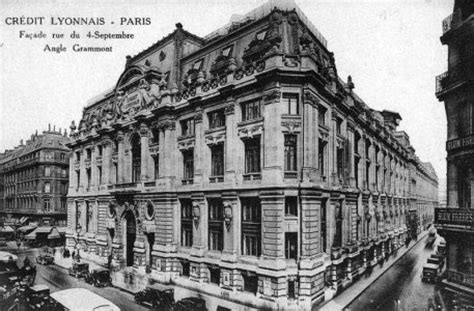 siege social credit lyonnais le si 232 ge du cr 233 dit lyonnais en 1900