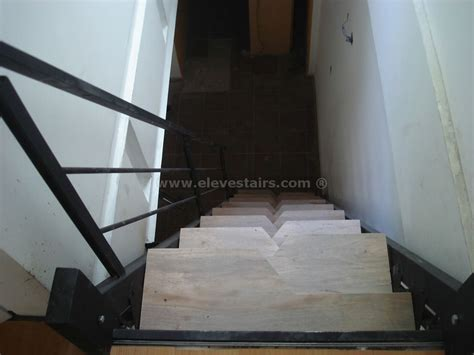 Alternate Tread Stairs Design Alternated Treads Stairs Design Space Saving Stairs