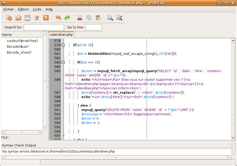 best php editors best 5 php ide for linux users
