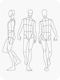 figure of speech exle template fashion figure templates gallery template design ideas