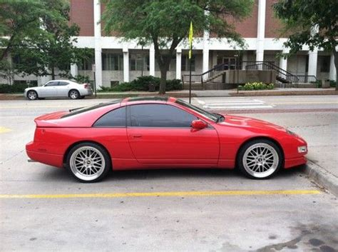 1995 nissan 300zx 2 2 find used 1995 nissan 300zx 2 2 coupe 2 door 3 0l in