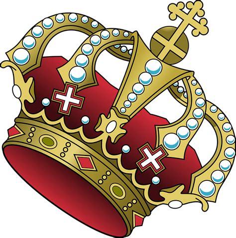 format gambar vektor gambar cartoon crown title png gambar mahkota format di