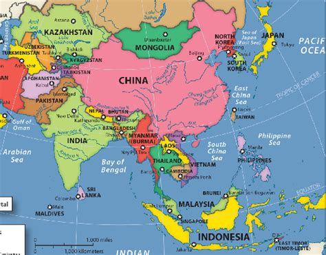 map of central and southeast asia geography mrs berkeley s home