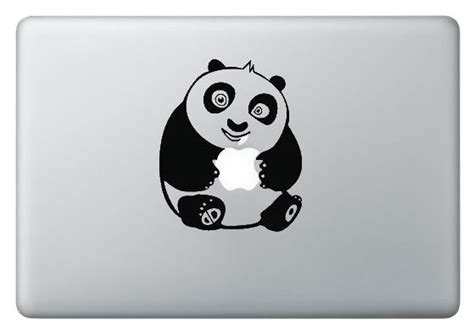 Garskin Skin Laptop Cover Stiker Stiker Laptop 01 2017 panda creative notebook decal laptop sticker for
