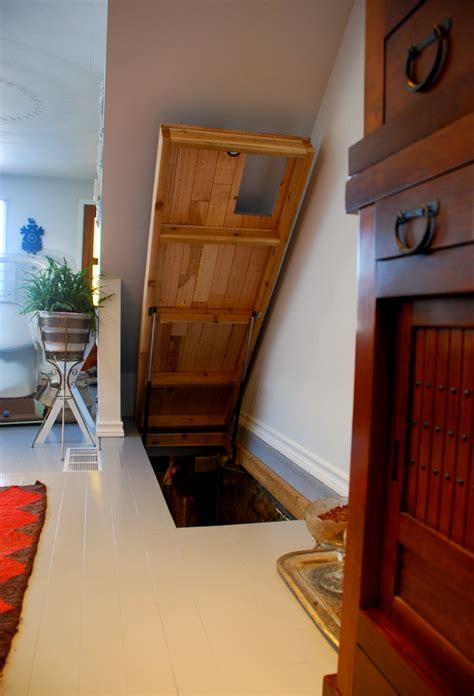 Closet Doors For Tight Spaces by Secret Stair Trap Door Stashvault