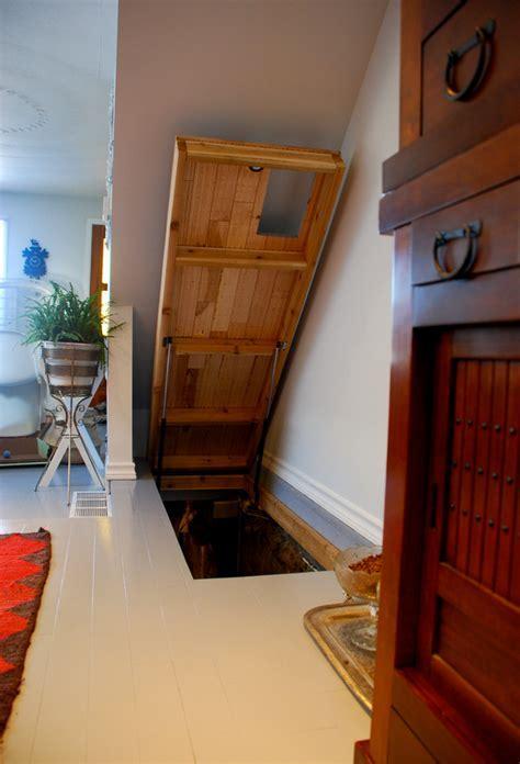 Secret Stair Trap Door   StashVault