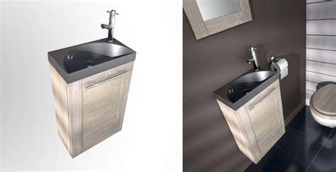 lavabo wc met kastje lave main wc