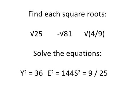 section count squ section 2 8 3 1 powers and exponents squ root math