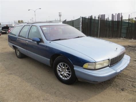how petrol cars work 1992 buick roadmaster electronic toll collection 1992 buick roadmaster estate used 5 7l v8 16v automatic wagon no reserve for sale buick
