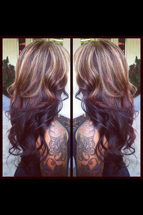 dark hair underneath light on top 1000 ideas about dark underneath hair on pinterest hair