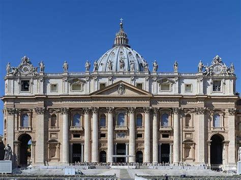 orari cupola san pietro la basilica di san pietro roma foto alvesgaspar