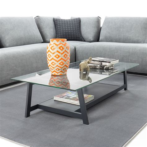 gerard outlet glass coffee table for the sitting room