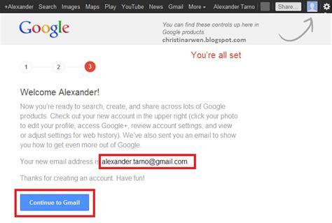 cara membuat gmail untuk anak cara membuat email baru di gmail atau google dengan benar
