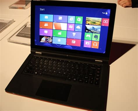 Laptop Lenovo Notebook shapeshifters on with lenovo s windows 8