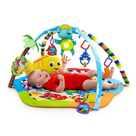 baby musical play playgym baby einstein rhythm of the reef play best