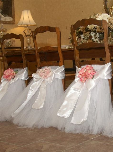 tulle chair sashes diy discount white tutu tulle chair sashes satin bow sash