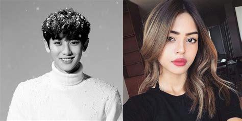 exo gfriend chanyeol talks about lily maymac gfriend and twice