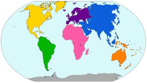 world map quiz continents world map continents and oceans quiz images diagram