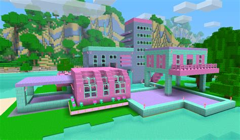 minecraft girl houses texture packs mostly minecraft