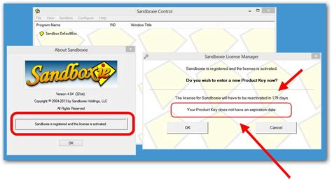 quot giveaway quot sandboxie 4 04 with 6 month serial with no expiration date - Sandboxie Giveaway
