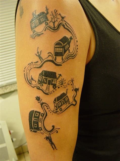 freaky tattoo designs tattoos car interior design