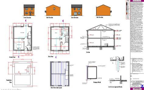 House Design Drawings Uk Residential And Commercial Archiotectural Design Services